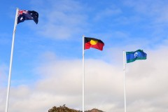 Townsville NAIDOC Flag Raising Ceremony (2019)
